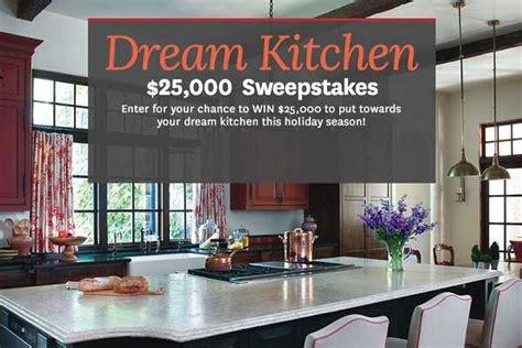 bhg 25k dream kitchen sweepstakes sweepstakesbible - Dream Kitchen Sweepstakes