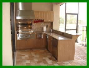 our polymer outdoor kitchen cabinets