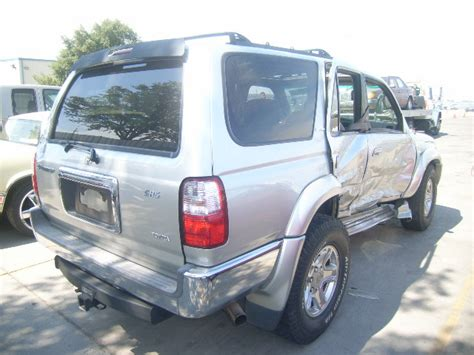 2002 Toyota 4runner Accessories Parting Out 2002 Toyota 4runner 3 4l V6 A340e Auto Used Parts