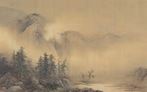 japanese landscape painting japanese landscape paintings j h freedman