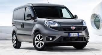 Fiat Dublo 2015 Fiat Doblo Gets A Smiley Facelift