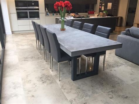 1000 Ideas About Concrete Table On Concrete
