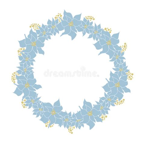 new year flower colors floral frame stock vector image of