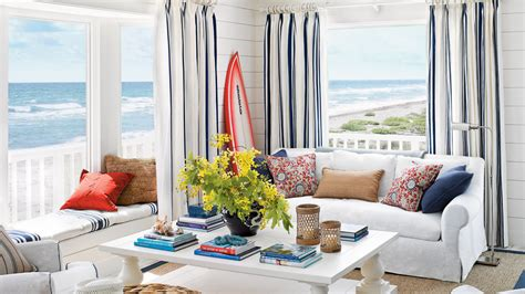 beach design living room 48 beautiful beachy living rooms coastal living