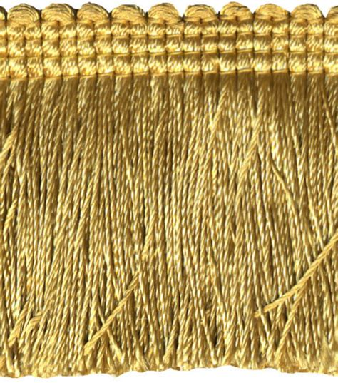home decor trim home decor trim signature series 1 3 4 brush fringe jo ann