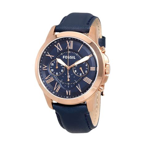 Jam Tangan Fossil Fs 4835 Original jual fossil fs4835 jam tangan pria harga