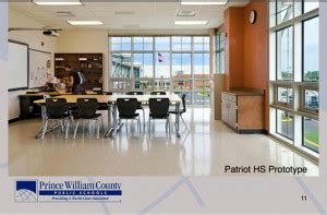 board chooses prototype design for elementary schools school board to see proposed western pw high school