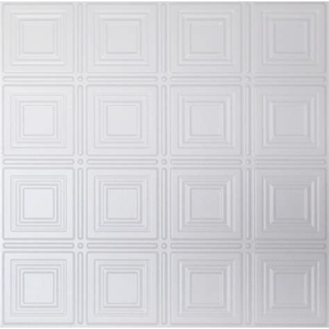 ceiling tiles white global specialty products dimensions 2 ft x 2 ft white