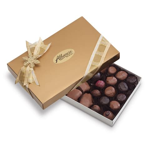 Gift Choco 1 glimmering gift box 1 lb corporate gifting gifts