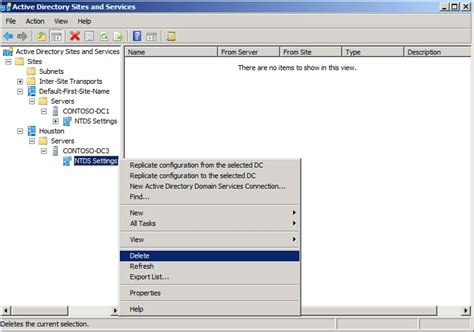 active directory showing  domain controller dc  gc