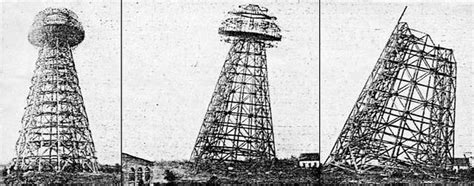 Tesla Free Energy Tower Wardenclyffe