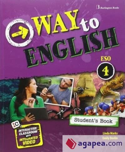 way to english eso way to english eso 4 student s book burlington agapea libros urgentes