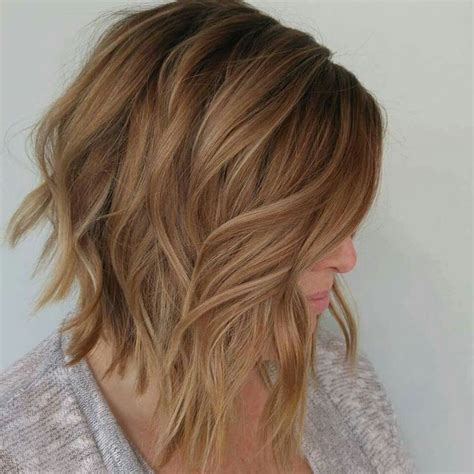 17 best ideas about textured textured lob haircut textured lob wish my hair could