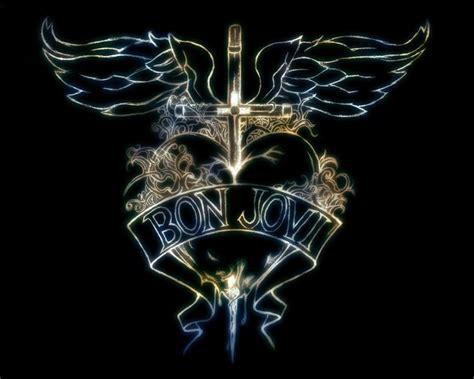 Bon Jovi Logo bon jovi logo bands lyrics bon jovi