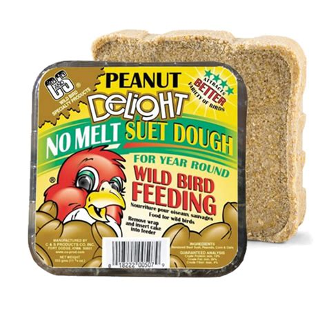 peanut delight suet cakes
