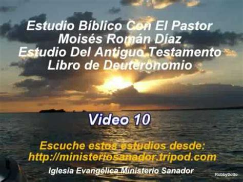 libro roman things to make libro de deuteronomio 10 d 11 pastor mois 233 s rom 225 n d 237 az youtube