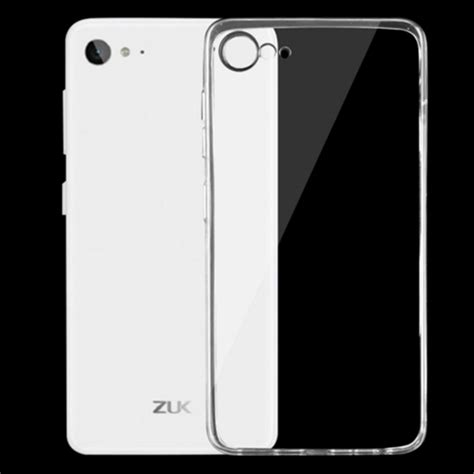 softcase for lenovo zuk z2 ultra thin soft tpu transparent shockproof protective