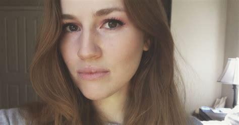 eyeliner tutorial blog makeup tutorial with cat eyeliner anna allen clothing