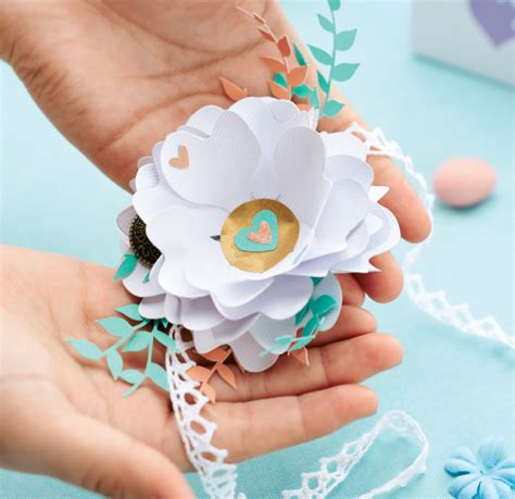 Paper Craft Wedding - papercraft wedding keepsakes free craft project
