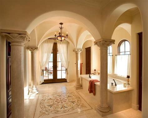 mediterranean style bathroom silverleaf custom home scottsdale arizona