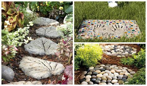 Garden Stepping Stones Ideas 25 Amazing Diy Stepping Ideas For Your Garden