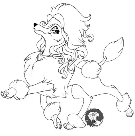 poodles coloring pages poodle coloring pages printable coloring pages