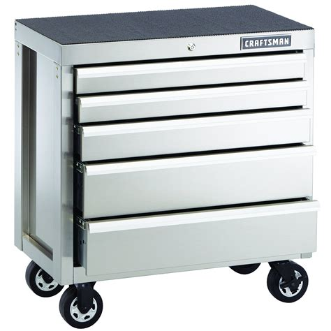 32 Inch Chest Of Drawers 32 Inch 5 Drawer Premium Heavy A Tough Tool Cabinet From