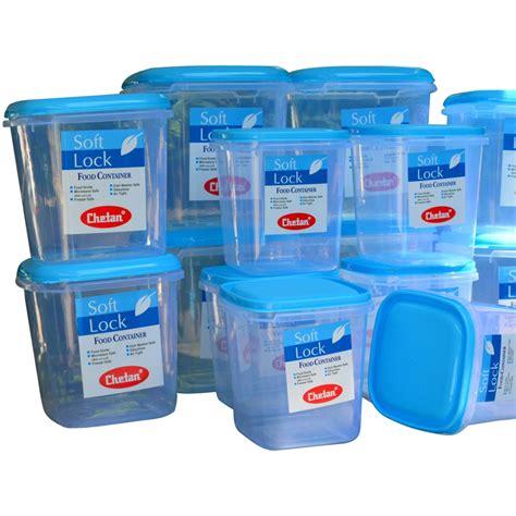 kitchen plastic storage buy chetan 14pcs plastic kitchen storage container set