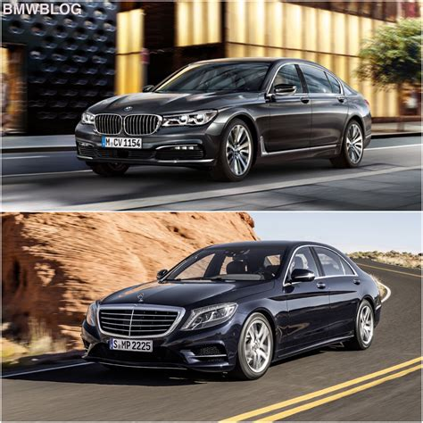 mercedes s class vs bmw 7 series bmw 7 series doesn t to beat the s class