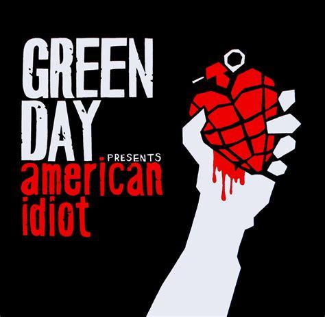 Green day american idiot album cover by kingsizedkoala