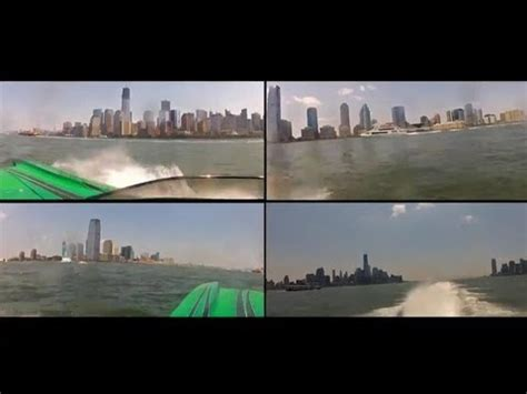 boat ride 4th of july nyc dcb performance boat ride in nyc 1400hp youtube