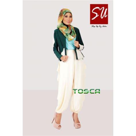 Gamis Sabila By Hilya Moslem su dianah tosca baju muslim gamis modern