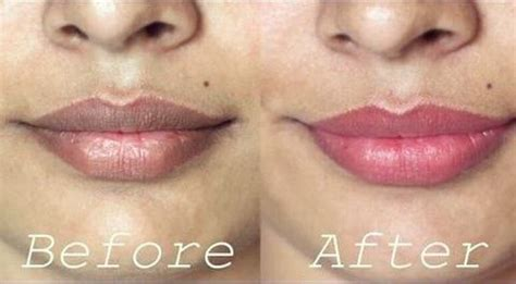 tattoo lips lighter how to get pink lips naturally without makeup because my