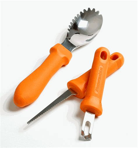 carving tools for pumpkins for professional pumpkin carving set ii messermeister on sale