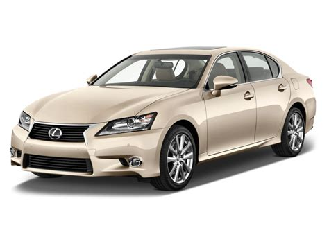 image 2015 lexus gs 450h 4 door sedan hybrid angular