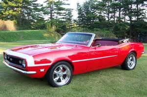 1968 chevrolet camaro ss convertible for sale in freeland maryland