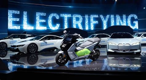 best electric vehicle best electric cars at the 2017 frankfurt auto show