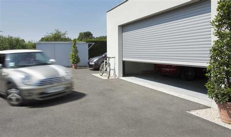 Prix Allée De Garage 3872 by Puerta De Garaje El 233 Ctrica De Somfy Apertura Modular Y