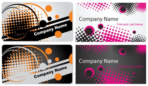business name card template clipart abstract business card vector template vector graphic