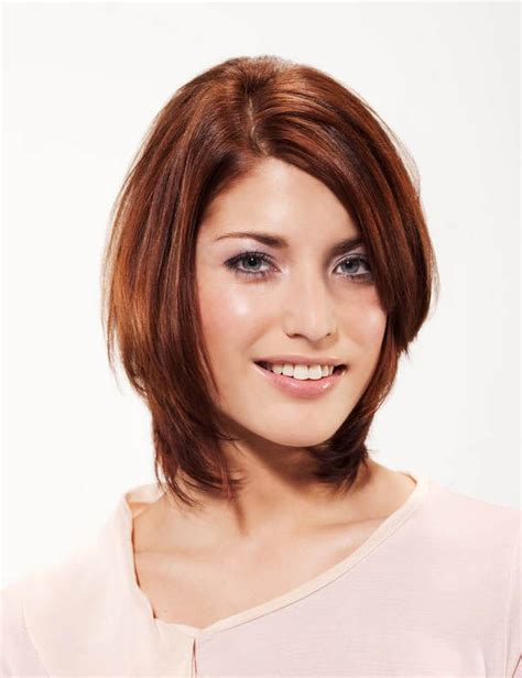 versatile and feminine red bob hairstyles hairstyles