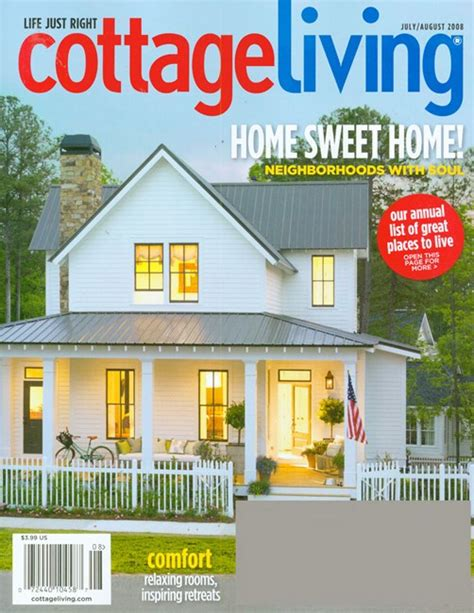 house beautiful cottage living magazine r e c l a i m e d cottage living magazine