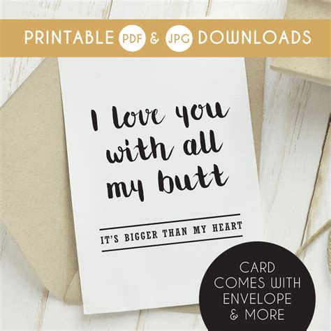 card for boyfriend printable boyfriend card boyfriend birthday card