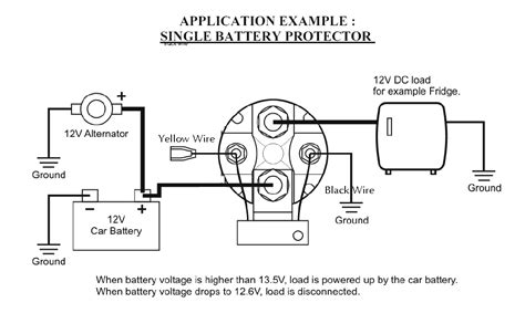 isolator wiring diagram optima dual battery wiring diagram