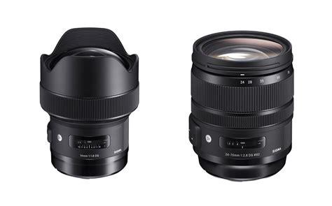 Sigma Lens sigma 14mm f 1 8 dg hsm lens nikon rumors co