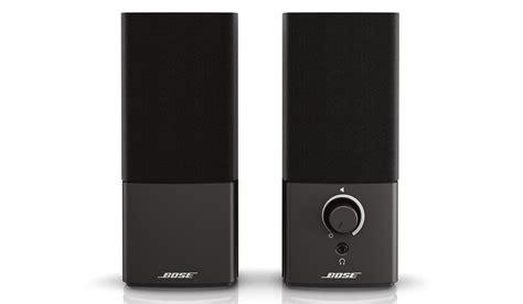 Speaker Bose Companion 9 of the best desktop speakers muted