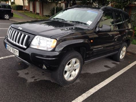 2003 Jeep Grand Engine For Sale 2003 Chrysler Jeep Grand 27 Ceo Dieselrange For