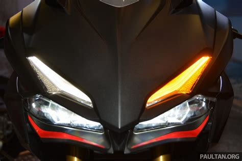 Lu Led Motor Cbr 250 2016 Giias Honda Cbr250rr Showcased In Indonesia Motoroids