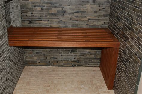 wooden bench for shower ideas for make a cedar shower bench the wooden houses