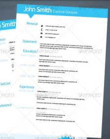 professional templates 30 modern and professional resume templates