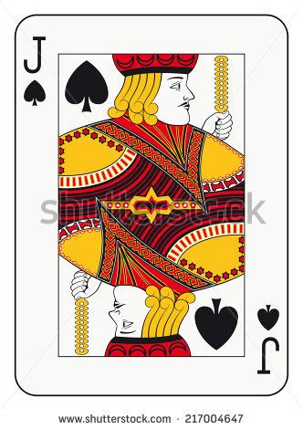 ace 17700 j card template of spades stock photos images pictures